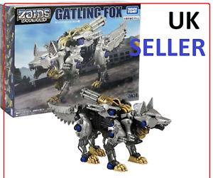 **UK Seller** Zoids GATLING FOX (ZW34) - Official Takara Tomy - Toy Figure BOXED