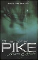 Master of Murder, Christopher Pike, New Book