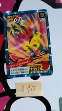 DRAGON BALL GT POWER LEVEL SUPER BATTLE Nº 850