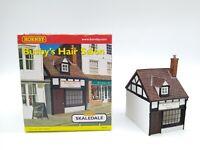 Hornby R8694 Busby's Hair Salon - OO/HO - Mint & Boxed