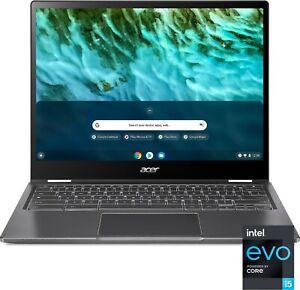 "Acer - Chromebook Spin 713 Laptop - 13.5"" 2K - Gorilla Glass– Intel Evo Core i5"