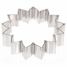 Ateco 2013 Cookie Cutter, Flower, 4-Inch