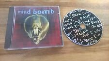 CD Metal Mind Bomb - Same / Untitled Album (11 Song) MERCURY / POLYGRAM