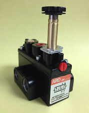 FACTORY FRESH: ARO A212SS-000-N Valve; FREE SAME DAY EXPEDITED SHIPPING!