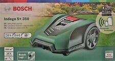 Bosch Indego S + 350 Tondeuse-Robot, À 350m², 19cm Largeur de Coupe, App Neuf