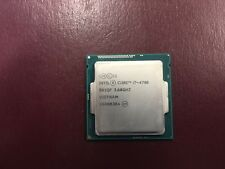 Intel CORE i7-4790 SR1QF  3.6GHz CPU Processor