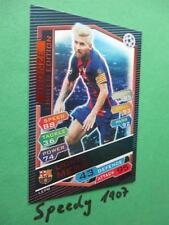 Topps Champions League 2016 17 limited Edition Messi Bronze Barcelona 16 2017