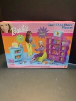 Barbie Chic Shoe Store Playset NEW IN BOX see pictures !!!