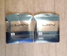 New Luxilon ALU Power and ALU Power Blue 16L Tennis String (2 sets)
