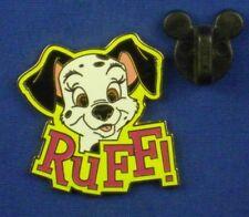 Ruff! Cast Lanyard Series 2 101 Dalmatians Puppy Pin # 26481