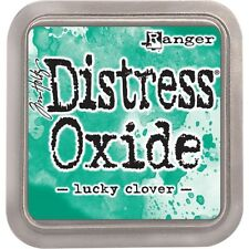 Tim Holtz Ranger Distress Oxide Ink Pad X1 (choose From 24)non-toxic Acid Lucky Clover