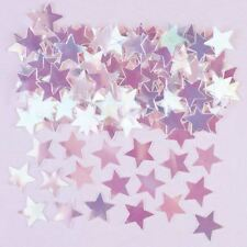 Iridescent Star Confetti Wedding Birthday Party Table Decoration 14g