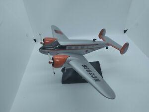 Phillips 66 Beechcraft Model 18 Twin Beech Die Cast Metal Airplane bank.