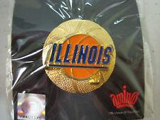 University of Illinois Pin - Basketball