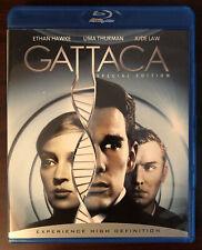 Gattaca: Special Edition (Blu-ray) - Ethan Hawke, Uma Thurman, Jude Law