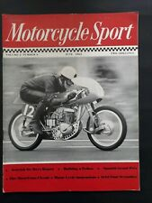 MOTORCYCLE SPORT - 1963 - SOTTISH SIX DAYS REPORT (LAMPKIN)