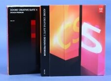 Adobe Creative Suite Design Premium 4 und 5 für MAC Vollversion