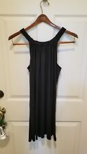 XL BLACK COVER UP DRESS