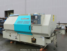 New listing Takisawa Tw-46 Cnc Turning Center Lathe 10-Tool Turret Fanuc 21T Control bidadoo