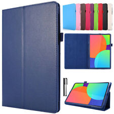 For Lenovo Tab M10 FHD Plus TB-X606F/X 10.3 Tablet Stand Leather Flip Cover Case