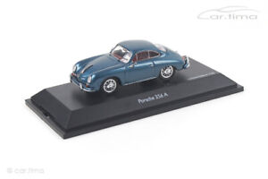 Porsche 356 A blau Schuco 1:43 450256500