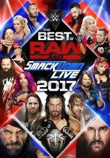 WWE: Best of Raw & Smackdown 2017 (DVD,2018)