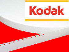 Kodak's 'NEW' 16mm Single Perf White/Grey Film Leader 1000 ft  (LOWEST PRICE!)
