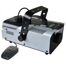 Beamz S900 Fog Machine Pro Smoke Making DJ Remote Controlled Disco Party 1 Liter