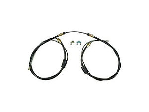 Fits Chevrolet Bel Air 1955-1957 Emergency Brake Cable; Parking Brake Cable B