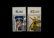 BERLIN DAUERSERIE 831/832 OR SWK OBERRAND ideal ESSt. TOP! m945