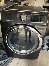 Samsung Black Stainless Steel 7.5 Cu. Ft. Gas Front Load Dryer
