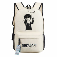 Unisex Japan Anime Noragami Game Backpack Bag Game School Book Bag Laptop Bag