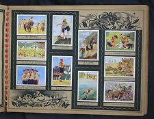 Boy Scouts Baden Powell RARE complete set of 200 chocolate cards Scouting RARE