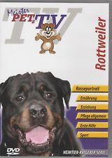 Rottweiler - Meister PETz TV *DVD*NEU* Ratgeber - Hund