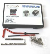 THREAD REPAIR KIT 6-32 UNC SUITS HELICOIL INSERTS ETC FROM CHRONOS