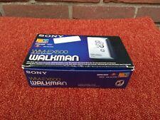 Sony WM-EX505 Metal Walkman HIGH-END BOXED