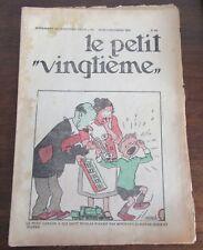 TINTIN HERGE PETIT VINGTIEME 1931 NO 49 TBE
