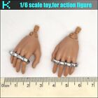 L07-60 1/6 scale Action figure knuckle duster & hands