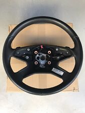 Mercedes Benz ML W164 Facelift Black Steering Wheel With Paddles