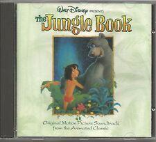 The jungle book - Il libro della giungla - CD OST 1990 WALT DISNEY LIKE NEW