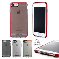 New Silicone Cover for iPhone SE Shockproof Mesh Gel Rubber Case Ultra Soft Slim