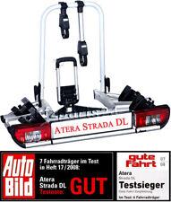 ATERA Strada DL 2 - AHK Heckträger für 2 Fahrräder - Art.Nr. 022600