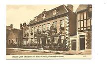 Single Stratford-on-Avon Collectable Warwickshire Postcards