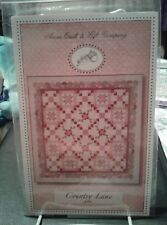 NEW Country Lane #218 Acorn Quilt & Gift Company Quilt Pattern