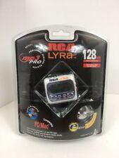 NEW SEALED Vintage RCA LYRA mp3 Pro Digital Audio Player 128mb RD1071