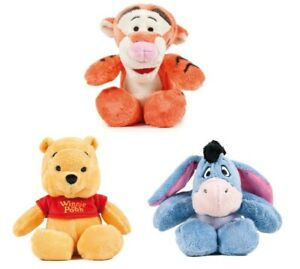 Peluche Disney Winnie the pooh Tigro Ih-Oh l'asinello H 20 cm