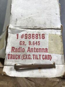 GM 986816 NOS Antenna Package 1967-72 Chevrolet Trucks