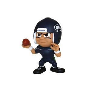 Seattle Seahaw3ks Lil Teammate Quarterback Figure Cake Topper