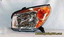TYC Left Side Halogen Headlight Lamp Assembly for Toyota RAV4 2004-2005