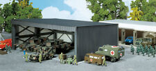 HO 1/87 Herpa Military # 745994 - Vehicle Depot Kit